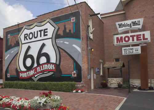 Illinois Route 66 Hall of Fame and Museum, Pontiac, Illinois